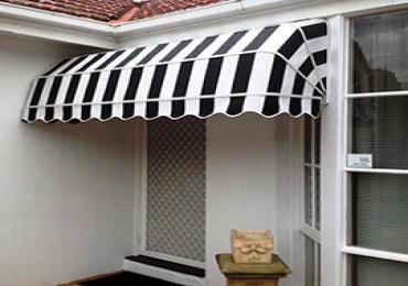 Door and Window Canopy Awnings