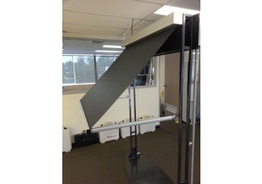 Drop Arm Awning - Pivot Arm Awning